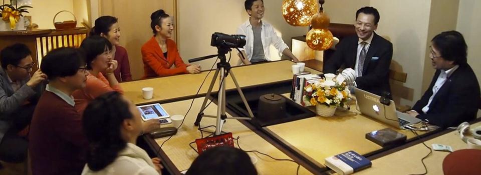 ライブ動画のインターネットテレビ「自分TV」でビジネスを加速